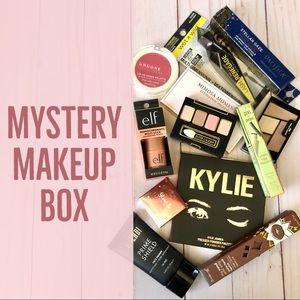 10 piece makeup box